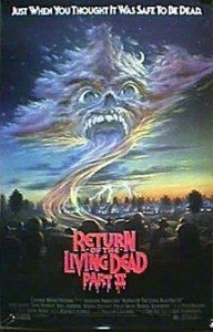 Return of the Living Dead Part II (1988)